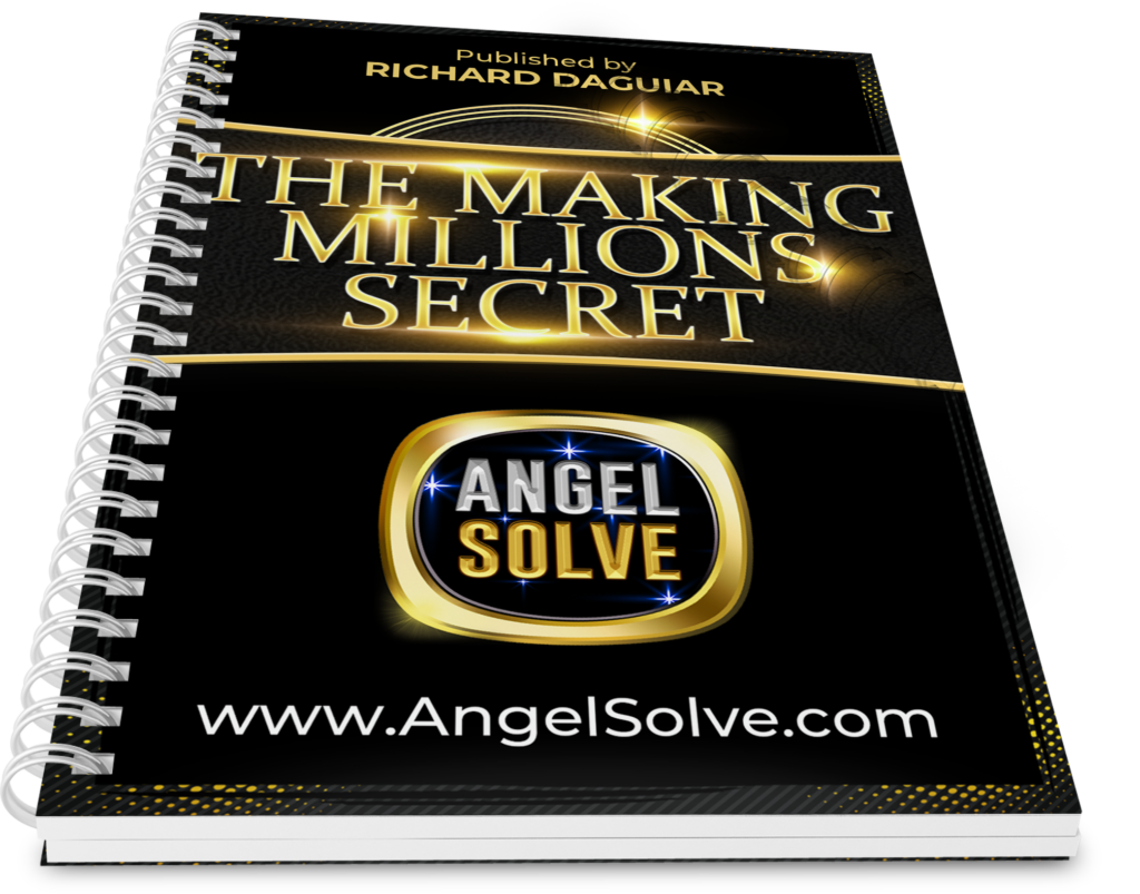 The Making Millions Secret published by Durban lifecoach Richard Daguiar who owns Godsolve student accommodation in durban
