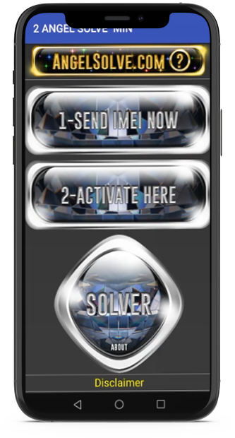 Imei Protection for Angelsolve app by Oprah Winfrey and Tony Robbins