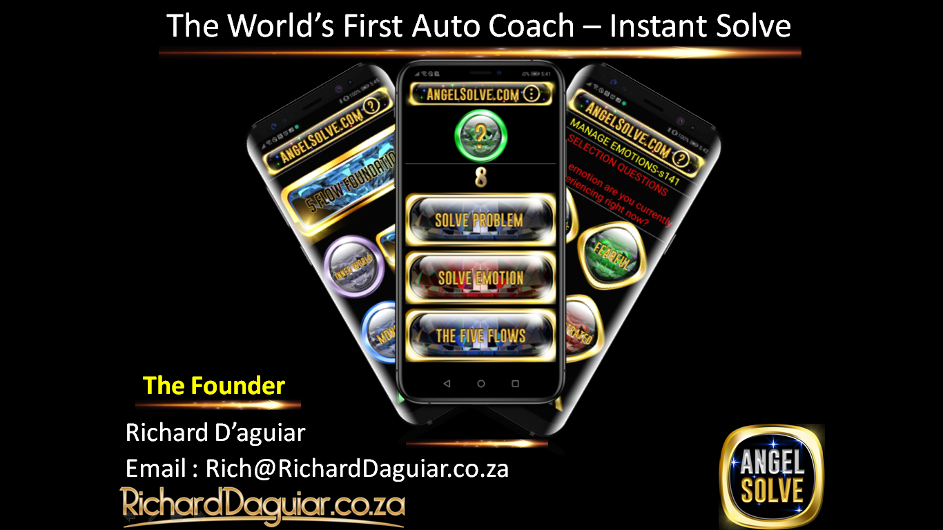 Tony Robbins free Auto Coach Angelsolve SLIDE DECK1 Auto Coach 24/7 is a World's First and it will extend Tony Robbins Legacy and Reach